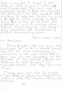 11 year old girl writes obama2